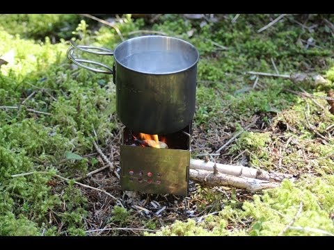 Folding Firebox NANO - Review