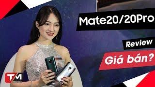 Huawei Mate 20/20Pro chính thức ra mắt với giá sốc, quà sốc?