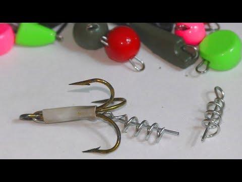 ЛАЙФХАКИ для рыбалки ИЗ БУЛАВКИ. My fishing