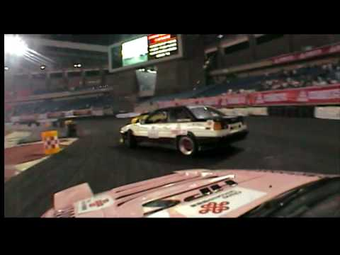 World Drift Series China 2009 дрифт дрифтинг drift drifting