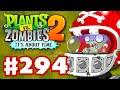 Plants vs. Zombies 2: It's About Time - Gameplay Walkthrough Part 294 - Backyard Brain Bowl! (iOS)