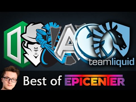 Best moments of Epicenter Moscow — Dota 2