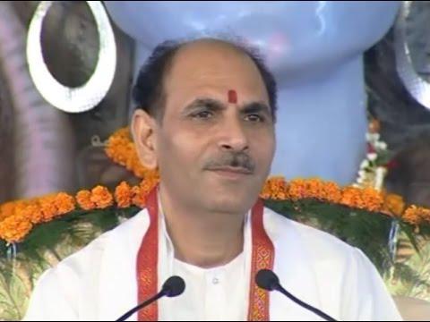 Sudhanshu Ji Maharaj Bhajan Om Namo Bhagwate Vasudeva video