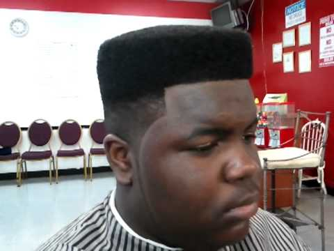 Hightop Fade Sky Fade Box Cut With Skin Fade Hd