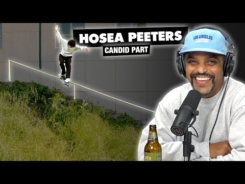 "We Talk About Hosea Peeters ""Candid"" Part"