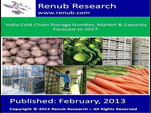 India Cold Chain Storage Number, Market & Capacity Forecast to 2017(www.renub.com)