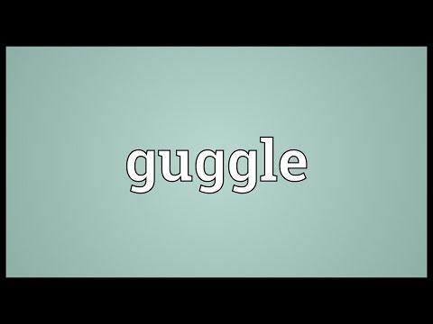 Header of guggle
