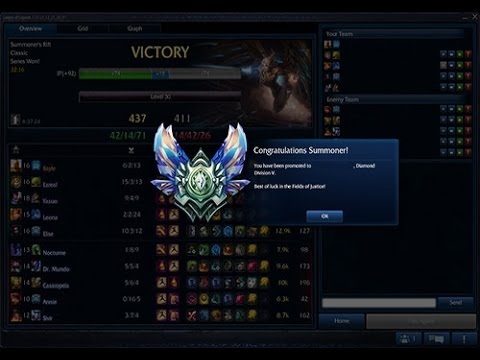 comment gagner toutes ses ranked lol