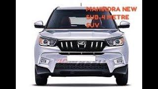 Mahindra New Sub-4 metre Suv   XUV300   S201  Automotive