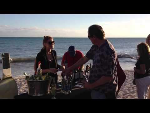 2015 Key West Food and Wine Festival welcome party
