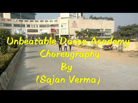 Suicide choreography by (Sajan Verma) Unbeatable Dance Academy