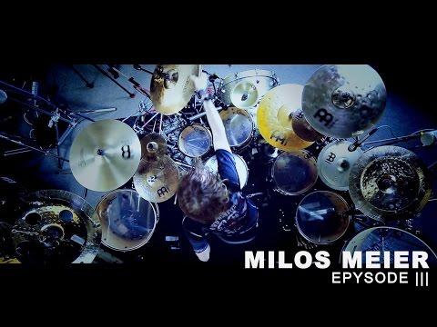 Here is a new clip of Meinl artist Milos Meier titled