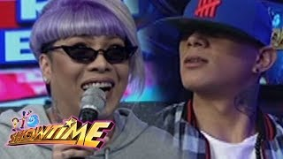 It's Showtime: Vice Ganda asks the Hashtags if their allowance is not enough