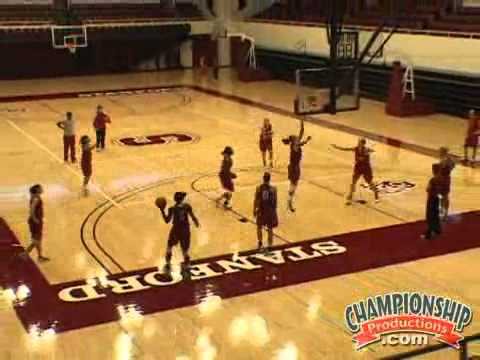 All Access Stanford Women's Basketball Practice with Tara VanDerveer