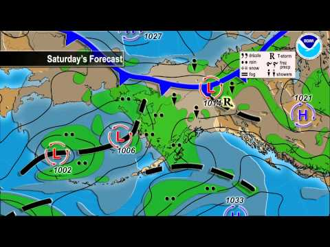 August 14, 2015 Alaska Weather Daily Briefing