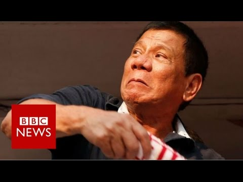 Philippines election: Maverick Rodrigo Duterte wins presidency - BBC News