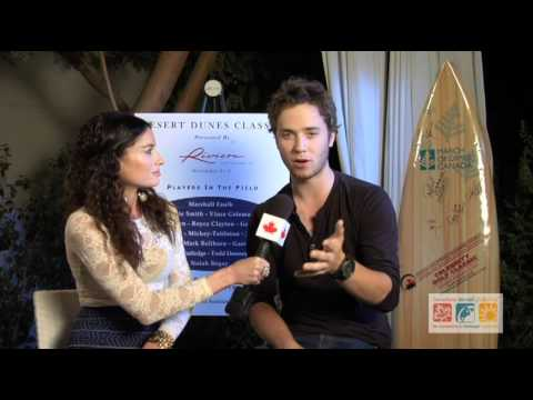Canadians Abroad interviews Jeremy Sumpter