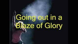Watch Audio Adrenaline Blaze Of Glory video
