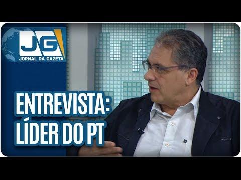 Gamberini entrevista o dep. Carlos Zarattini, líder do PT na Câmara, sobre a conjuntura política