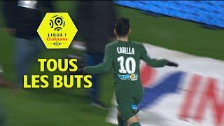 Tous les buts de la 24ème journée - Ligue 1 Conforama / 2017-18