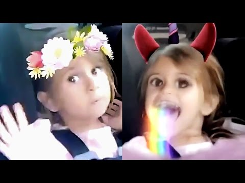 Kourtney Kardashian's 3 Year Old Daughter Can Lip Sync to Rihanna & Drake Like A Pro