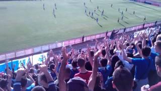 Tifozat Kuksian - Finalja e kupes 2014