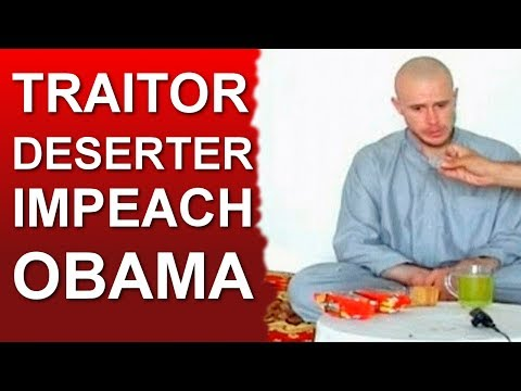 Obama to be Impeached Over Prisoner Exchange Releasing Bowe Bergdahl
