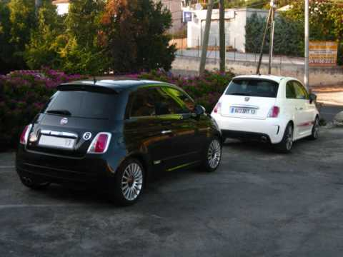 my fiat 500 lounge youtube. Black Bedroom Furniture Sets. Home Design Ideas