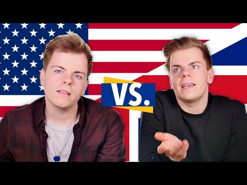 USA vs. UK | NikiNSammy