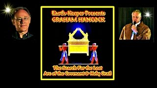 Ark of the Covenant, Solomon's Temple and Holy Grail via Graham Hancock – Brilliant! (Video)