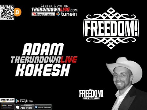 The Rundown Live #338 Adam Kokesh (Sentencing,RV Tour,Ninja Turtles)