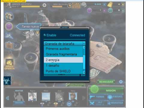 Hack Marvel Avengers Alliance Leethax - YouTube