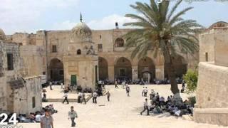 Masjid Al Aqsa - Surah Al-Isra' (The Journey by Night).