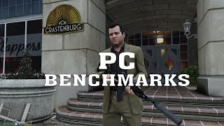 GTA 5 PC BENCHMARKS AA vs. No AA - 1440P/4K/5K | GTX TITAN X 4 WAY SLI | ThirtyIR.com