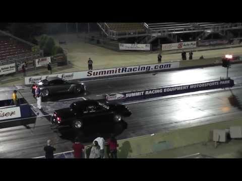Buick Grand National vs. Nissan GTR (dsm/evo/gtr Shootout 2013) HD
