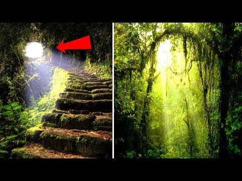 Mysterious Ancient Staircase To Nowhere Found In Cambodia