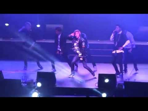 Teen Top-be Ma Girl   Concierto Colombia video