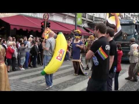 Гей парад в Осло - Gay Pride in Oslo - Skeive dager 30.06.2012 Music Videos