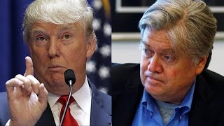 """Embracing the Alt-Right: New Trump Campaign Chief """"Created an Online Haven for White Nationalists"""""""