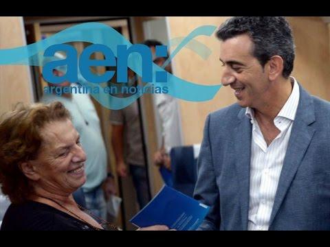 Distribuyen ejemplares de nuevo manual del ususario - Trenes Argentinos - AEN 07-04 18HS.