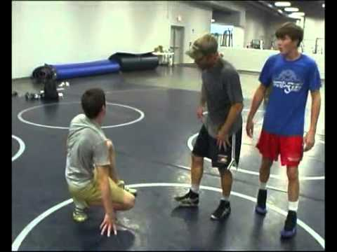 Eric Akin's East Kansas Wrestling Club   Drills!!   Video   Flowrestling Image 1
