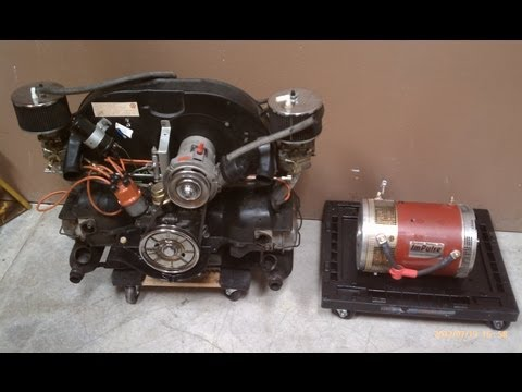 How-to Convert to Electric Series Part 1