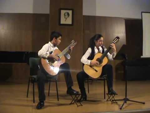Departamento de cuerda pulsada - Semana de actividades musicales CPM 'Joaquín Villatoro'