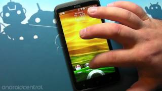 How Phil uses the HTC One X