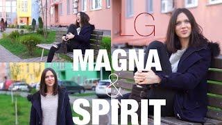 LG Magna и Spirit: обзор смартфонов
