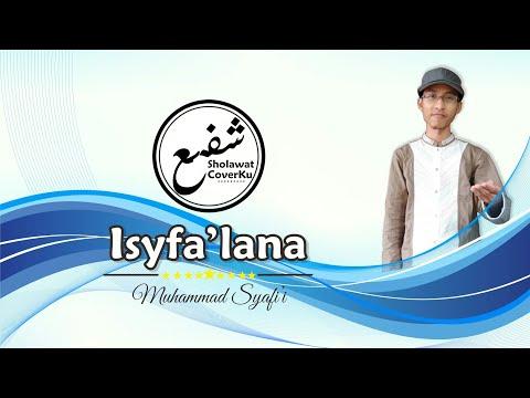 Sholawat Isyfa' Lana By M. Syafi'i (Mostafa Atef) Lyric Video