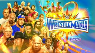 Download WWE Wrestlemania 33 2017 - All Theme Songs 3Gp Mp4