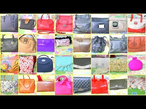 Handbags Collection 2014 Storage Purse Collection Superprincessjo, Michael Kors,coach,guess And More