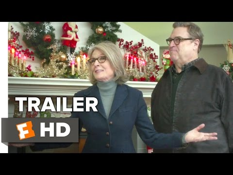 Love the Coopers TRAILER 1 (2015) - John Goodman, Diane Keaton Movie HD