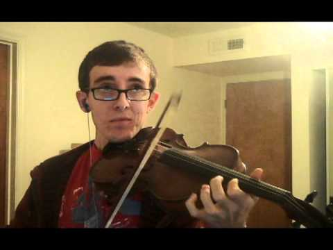 Naruto The Raising Fighting Spirit Violin Cover